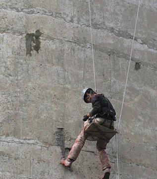 Услуги промышленных альпинистов красноярск